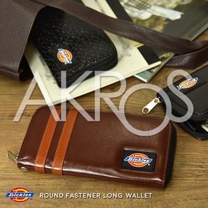 Dickies(ディッキーズ) ラウンドファスナー長財布