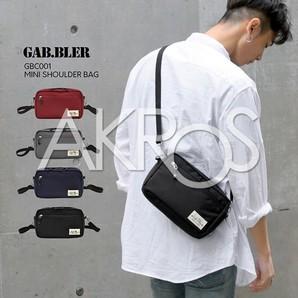 Gab・Bler(ギャブラー) GBC001 コンパクトショルダーバッグ