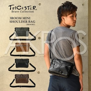 TRICKSTER(トリックスター) Brave Collection BROOKS(ブルックス)