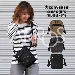 CONVERSE(コンバース) CLASSIC QUICK SHOURDER BAG