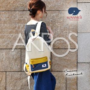 SUNAMELi(スナメリ) sm006 キャンバス デイパック